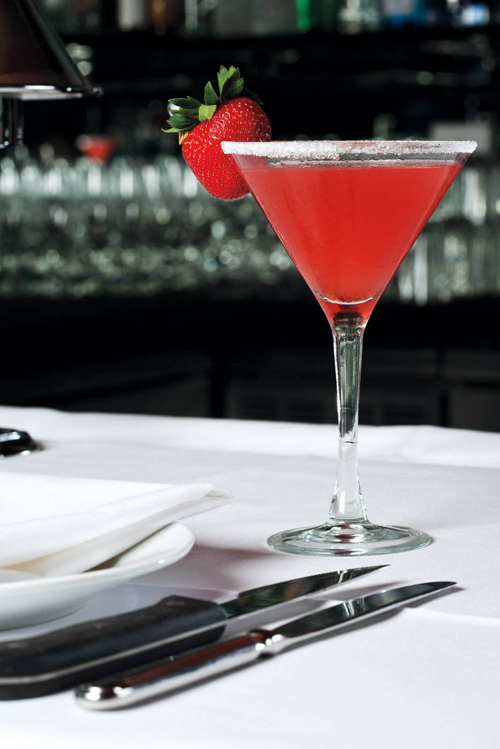 The Crystals Restaurant Sells 19,000 Dream Berry Cocktails Per Year. Daniel  Oliver