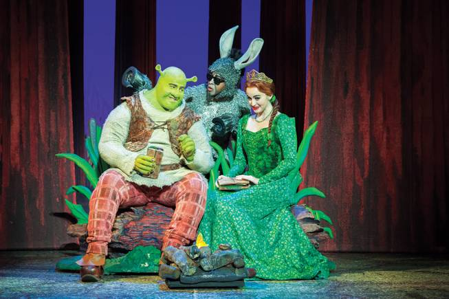 <em>Shrek the Musical</em> wraps up its run at the Smith Center this weekend.
