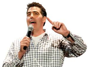 Hang with Carolla before he takes the stage at House of Blues.