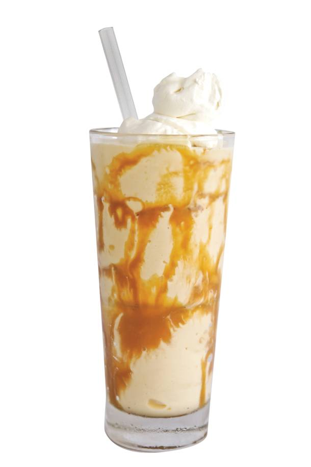 Butterscotch Shake.