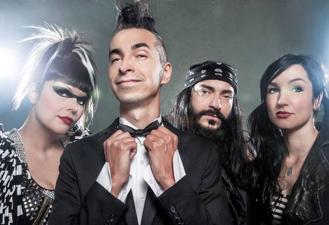 Mindless Self Indulgence plays Extreme Thing on March 30.