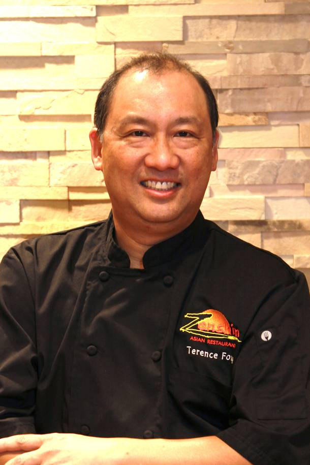 Chef Terence Fong