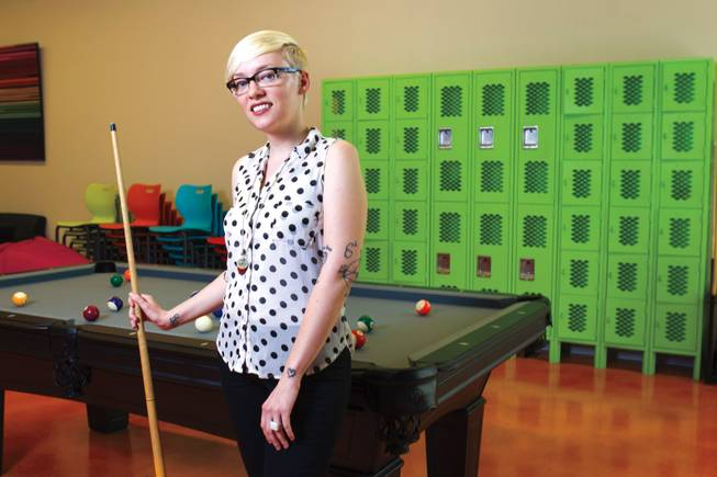 Bringing everyone to the table: Mel Goodwin sees the Gay and Lesbian Center as a quintessential piece of the Downtown puzzle.