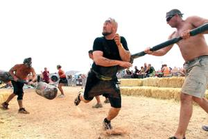 Spartan Race Las Vegas >> What It Takes To Finish The Las Vegas Spartan Race Las Vegas Weekly