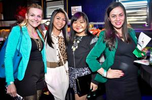 Spring POSE at Blue Martini