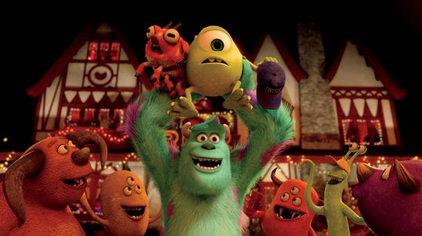 Get ready for animated college pranks in Monsters University.