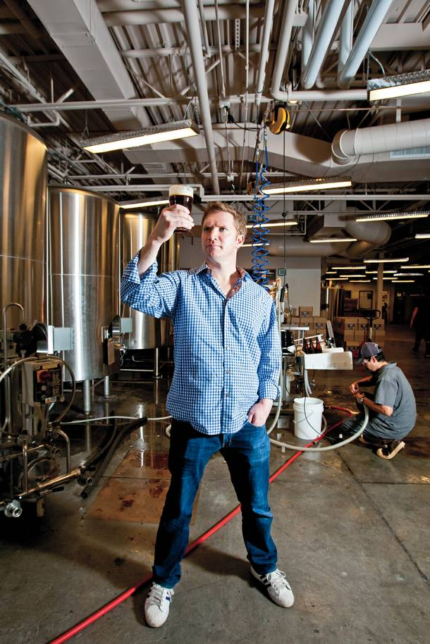 Motley Brews founder Brian Chapin says you shouldn't let anybody tell you what's good and what's bad. Taste, and decide for yourself.