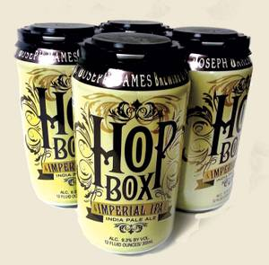 Hop Box is one of Joseph James' signature brews.