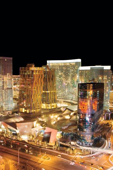 Las Vegas Strip casinos aren't there for locals, but more and more, Downtown development is.
