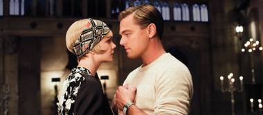 Swoon-worthy: Mulligan and DiCaprio stare longingly into each other's eyes (in 3D!).