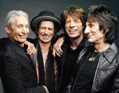 "Rumors that ticket sales are sluggish and deep discounting is under way for The Rolling Stones' ""50 and Counting"" Tour are untrue. The Stones and AEG Concerts West President John Meglen say ""those reports are totally inaccurate."" In fact, the top broker ticket price Thursday night was $8,229, while the cheapest — for side-view, nosebleed seats — was $254."