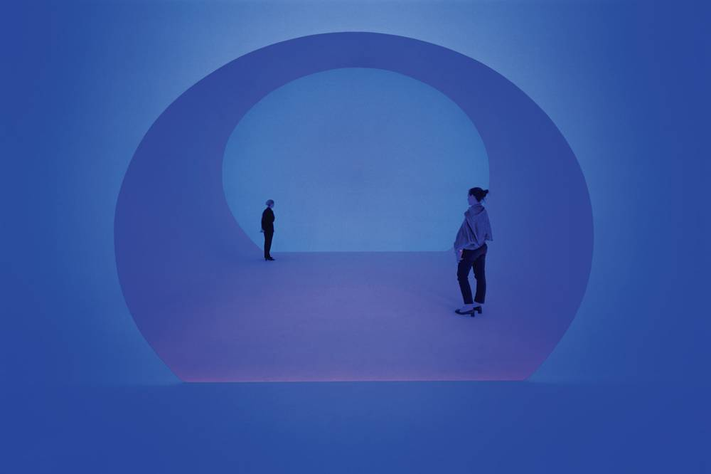 Essence Las Vegas >> About the James Turrell installation inside the Louis Vuitton store at CityCenter - Las Vegas Weekly