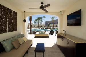 From its massive pool to the chic cabanas (pictured), Daylight keeps you cool.