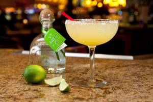 Del Mar at South Point offers $8 Patrón margaritas all day long.