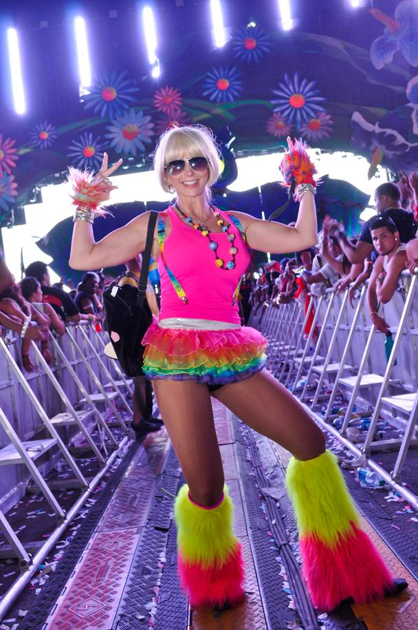 what to wear to edc 2018