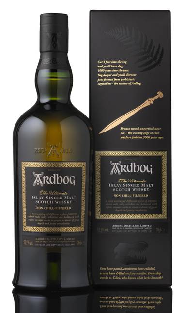 Because it's seriously hard to get much better than Ardbeg