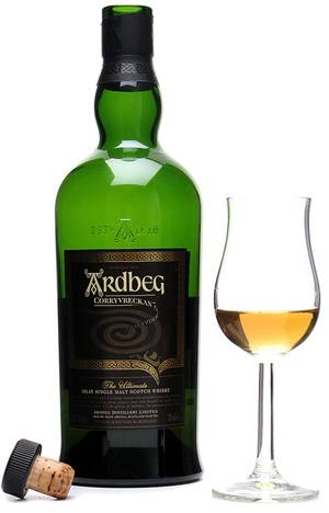 For most Ardbeg fans, the pinnacle is Corryvreckan. Good luck finding a bottle anywhere.
