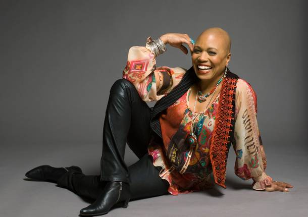 Dee Dee Bridgewater scheduled for the Smith Center's 2013-'14 season.