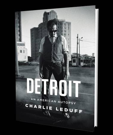 Former New York Times reporter Charlie LeDuff's new book is highly (and sadly) recommended.