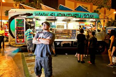 Little known fact: Vegas StrEATs—the 2½-year-old food truck, music, fashion and art festival—was originally supposed to be a one-off.