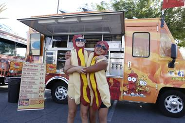 Next generation food trucks like Sin City Dogs are just as joy-inducing as the mobile vendors that have pioneered the culture in Las Vegas.