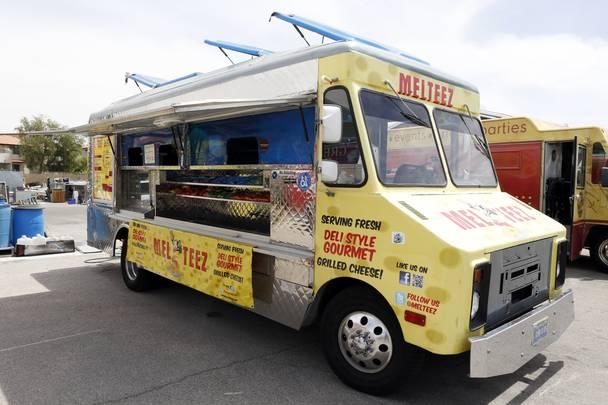 Melteez Food Truck Las Vegas