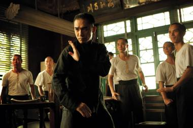 Ip Man deserved better than this imperfect biopic.