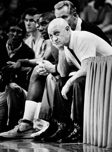"""I loved the game of basketball since my early memories,"" Jerry Tarkanian said in a recorded speech at the Naismith Memorial Basketball Hall of Fame induction on Sunday."
