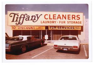 Tiffany Cleaners first opened in 1970.