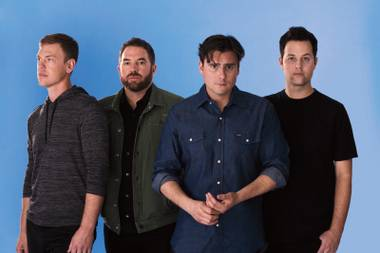 Jimmy Eat World plays with Matt Pond September 25 at the House of Blues.