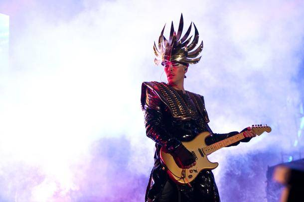 Empire of the Sun plays Life Is Beautiful Sunday, October 27.