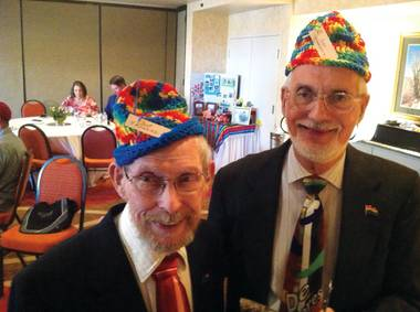 "Ever wonder why legal same-sex marriage matters? Meet ""The Olds,"" a longtime Las Vegas gay couple."