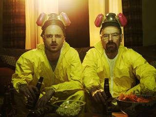 The series finale of Breaking Bad airs Sunday at 9 p.m. on AMC.