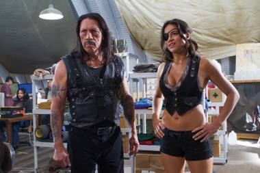 What little plot exists isn't worth summarizing, there's something to amuse just about everybody in the Machete sequel.