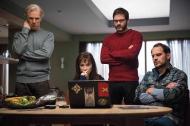 Hey, it's that guy from Sherlock Holmes … and a bunch of other actors in the pretty forgettable The Fifth Estate.