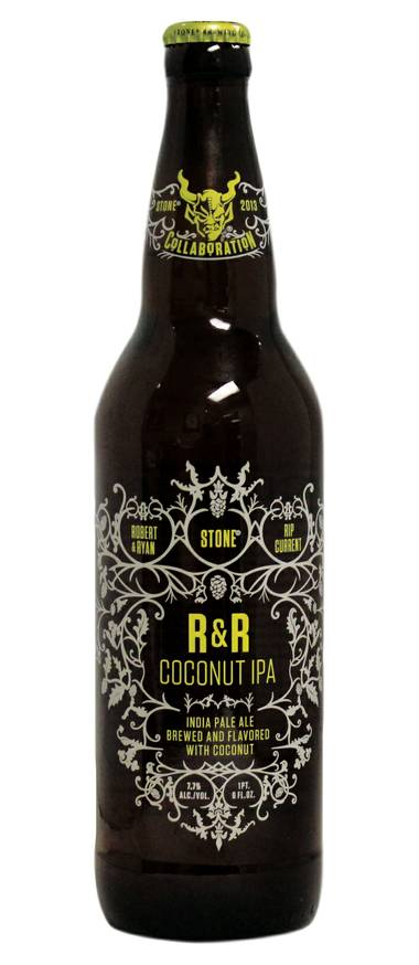Coconut? In an IPA? We know you hop heads are intrigued.