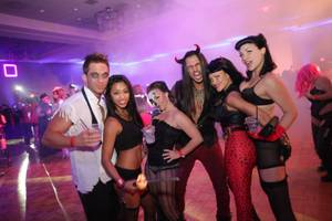 Halloween Ball Vegas | Fetish Fantasy Halloween Ball Hard Rock Hotel Part 2 Las
