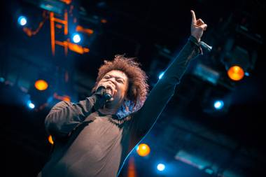 Danny Brown performs Sunday at Life Is Beautiful.
