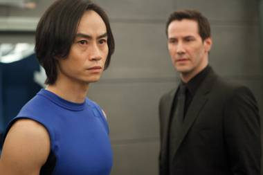 Keanu Reeves directorial debut is a showcase for martial artist Tiger Chen, who worked with Reeves as a stuntman on Matrix sequels.