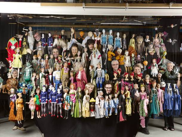 The Salzburg Marionette Theatre lands at the Smith Center this weekend.