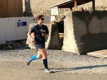 Five teams ran the first Operation Ragnar Afghanistan, an on-base relay race timed to coincide with Ragnar Relay Las Vegas.