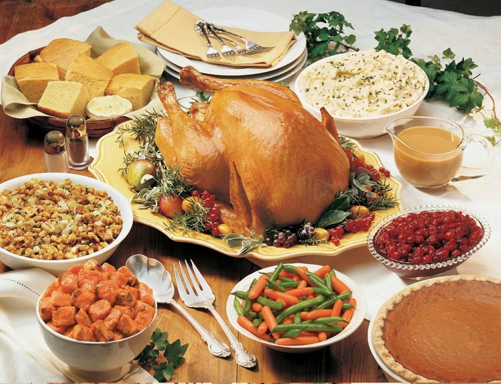 thanksgiving dinner 2018 near me