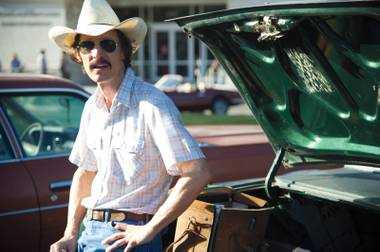 Without McConaughey's live-wire energy, the film would just be a standard-issue triumphal biopic.