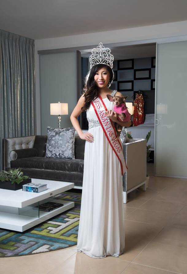 Catherine Ho, Miss Asian Las Vegas