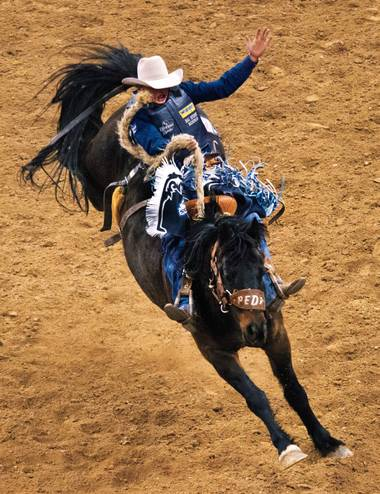 National Finals Rodeo at the Thomas & Mack