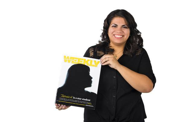 Since appearing (in shadow) on the cover of the Weekly, Silva has emerged as one of Nevada's most outspoken and profiled young activists.