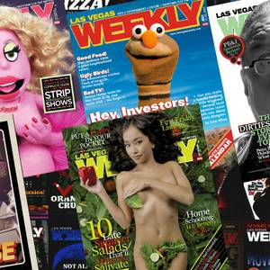 The 15th Anniversary Issue: A look back at the covers and stories that defined <em>Las Vegas Weekly</em>.