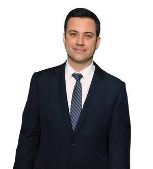 Clark High School grad Jimmy Kimmel sent a $58,000 check to his alma mater this year, which funded the school's Jimmy Kimmel Technology Center.