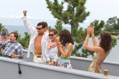 The Wolf of Wall Street ends up seeming as empty as its protagonist's life