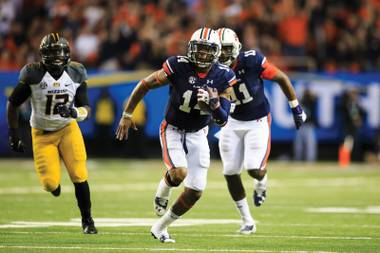 A handful of bettors stand to make a killing if Auburn beats the odds.